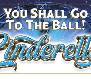Cinderella at Aylesbury Waterside Theatre