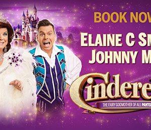 Cinderella at King's Theatre Glasgow