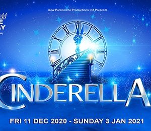 Cinderella at Princess Theatre Torquay