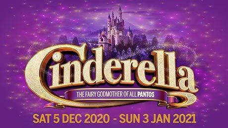 Cinderella at Richmond Theatre