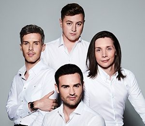 Collabro at Aylesbury Waterside Theatre