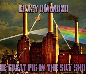 Crazy Diamond - A Tribute to the Music of Pink Floyd at Second Space