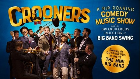 Crooners at Richmond Theatre