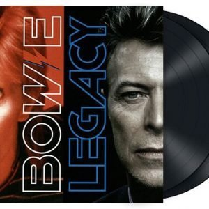 David Bowie Legacy (The very best of David Bowie) LP multicolor
