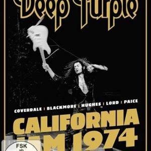 Deep Purple California jam 1974 DVD multicolor