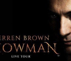 Derren Brown: Showman at New Theatre Oxford