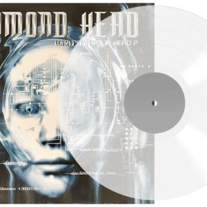 Diamond Head What's in your head? LP transparent