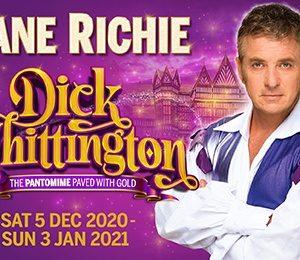 Dick Whittington at New Wimbledon Theatre