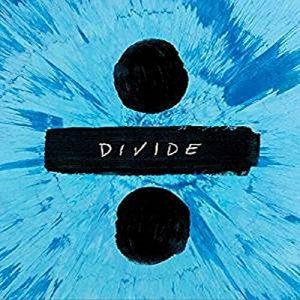 Ed Sheeran Divide CD multicolor