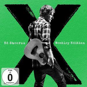 Ed Sheeran X - Wembley Edition CD multicolor