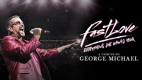 Fastlove - A Tribute to George Michael at New Theatre Oxford