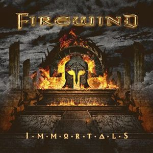 Firewind Immortals CD multicolor