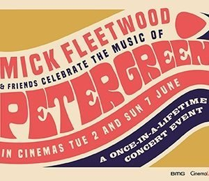 Fleetwood & Friends Encore Screening at Second Space
