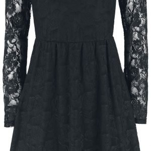 Forplay Lace Dress Short dress black