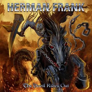 Frank, Herman The devil rides out CD multicolor