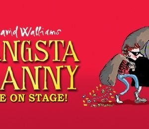 Gangsta Granny at Bristol Hippodrome Theatre