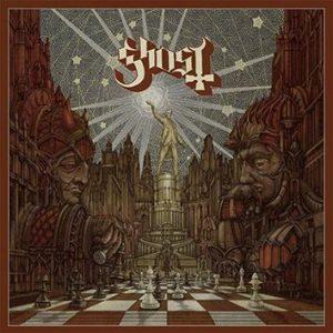 Ghost Popestar CD multicolor