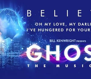 Ghost - The Musical at Bristol Hippodrome Theatre