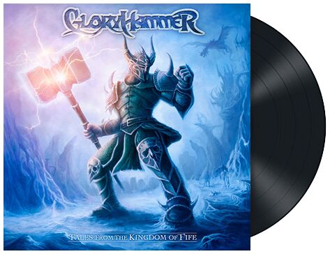 Gloryhammer Tales from the kingdom of fife LP multicolor
