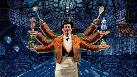 Glyndebourne - The Magic Flute at New Victoria Theatre