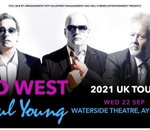 Go West and Paul Young at Aylesbury Waterside Theatre