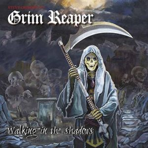 Grim Reaper Walking in the shadows CD multicolor