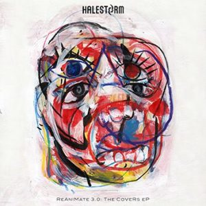 Halestorm Reanimate 3.0: The covers CD multicolor