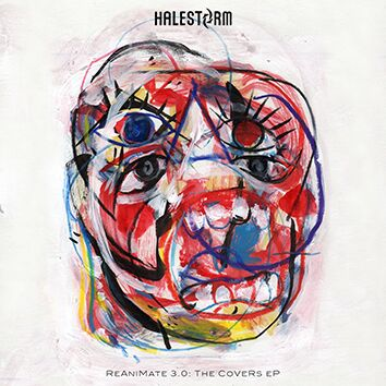 Halestorm Reanimate 3.0: The covers CD multicolor