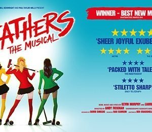 Heathers The Musical at Aylesbury Waterside Theatre