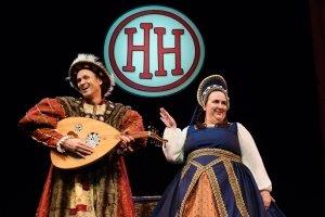Horrible Histories, The Garrick Theatre, London, UK.