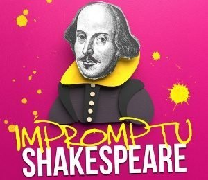 Impromptu Shakespeare at Studio at New Wimbledon Theatre