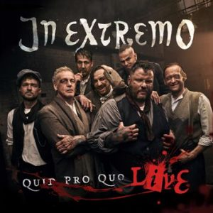 In Extremo Quid pro quo - Live CD multicolor