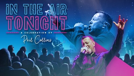 In The Air Tonight at Aylesbury Waterside Theatre