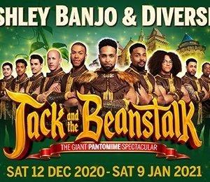 Jack and The Beanstalk at Milton Keynes Theatre