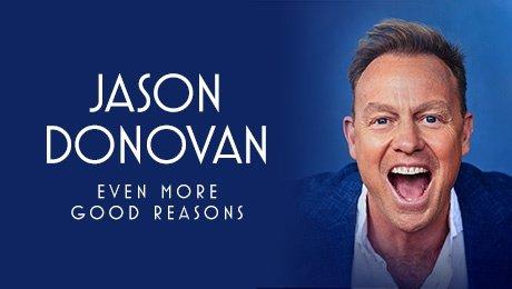 Jason Donovan - Even More Good Reasons at New Theatre Oxford