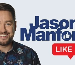 Jason Manford: Like Me at New Wimbledon Theatre