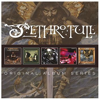 Jethro Tull Original Album Series CD multicolor