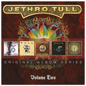 Jethro Tull Original Album Series Vol. 2 CD multicolor