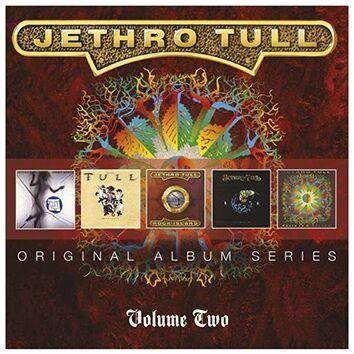 Jethro Tull Original Album Series Vol. 2 CD multicolor