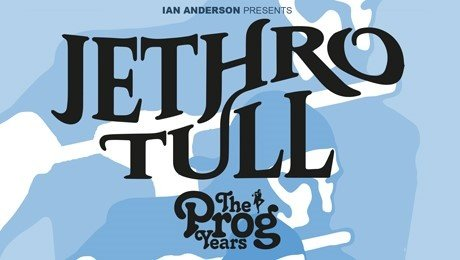 Jethro Tull at Aylesbury Waterside Theatre