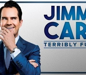 Jimmy Carr - Terribly Funny at Leas Cliff Hall