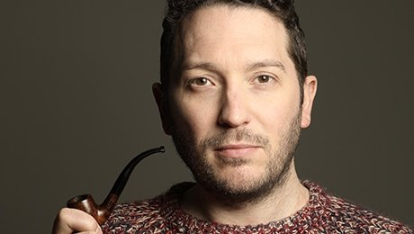 Jon Richardson: The Knitwit at Regent Theatre