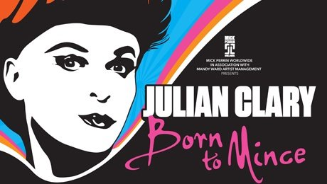 Julian Clary - Born to Mince at Aylesbury Waterside Theatre