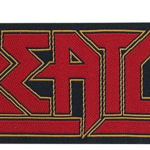 Kreator Kreator Logo Patch multicolor
