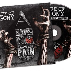 Life Of Agony A place where there's no more pain CD multicolor