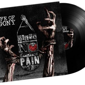 Life Of Agony A place where there's no more pain LP multicolor