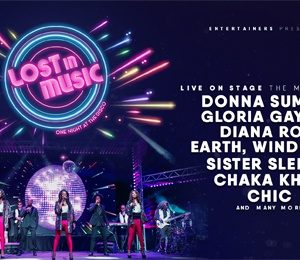 Lost In Music - One Night at the Disco at Richmond Theatre