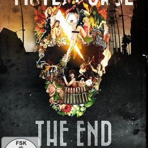 Mötley Crüe The End - Live in Los Angeles DVD multicolor