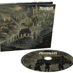 Memoriam For the fallen CD multicolor