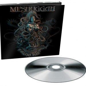 Meshuggah The violent sleep of reason CD multicolor